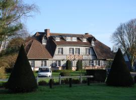 Golf Hotel, hotel in Le Tréport