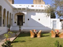 Hotel Chobdar Haveli, hotel di Mandawa