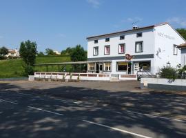 Le Relais de la Haute Vallée, hotel in Campagne-sur-Aude