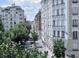 Hôtel Verlaine, hotel near Gentilly RER Station, Paris