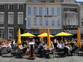 Stadshotel De Klok, hotel in Breda