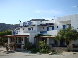 Deep Blue Rooms & Apartments, ξενοδοχείο στον Μυλοπότα
