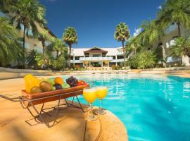 Wetiga Hotel, hotel in Bonito