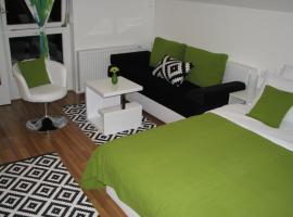 Eva Luxury Rooms & Apartments, hotel v destinaci Plitvická jezera