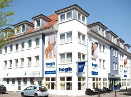 hogh Hotel Heilbronn, Hotel in Heilbronn