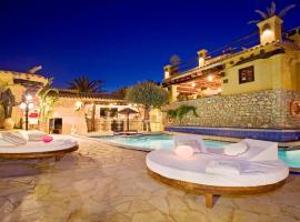 Pikes Ibiza、サンアントニオのホテル