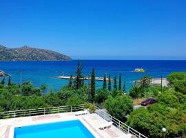 Dimitra Apartments, hotel with pools in Agios Nikolaos