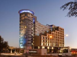 Hilton Windhoek – hotel w mieście Windhuk