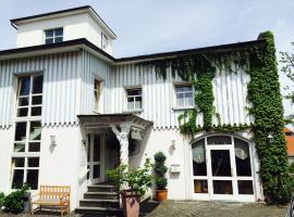 Parkhotel Fischer, hotel in Wernigerode