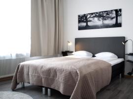 Hotel Astoria, hotel u Malmeu