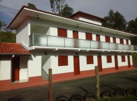 Hotel Lindoia Rural, hotel perto de Praça Adhemar de Barros, Lindoia