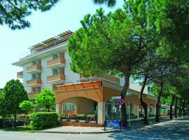 Hotel Garni Losanna, hotell i Bibione