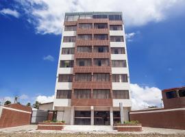 Boreas Apart Hotel, hotel in Praia do Futuro, Fortaleza