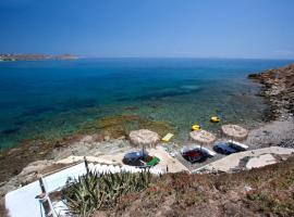 Agali Bay Hotel, hotel near Pachia Ammos Beach, Tinos Town