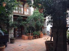 Hotel Socavon, отель в городе Гуанахуато