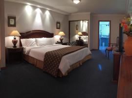 Crystal Palace Hotel, hotel en Montevideo