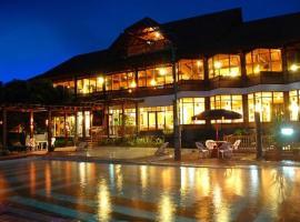 Sari Ater Hotel & Resort, glamping site in Ciater