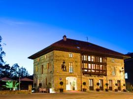 Casona del Nansa-Singular's Hotels, hotel en Herrerías