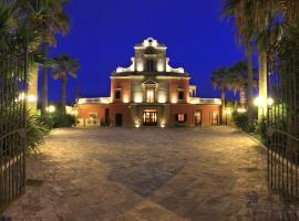Hotel Villa Rosa Antico, hotel a Otranto