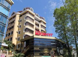 Отель Жемчуг, отель в Сочи, рядом находится Музей Н.А. Островского