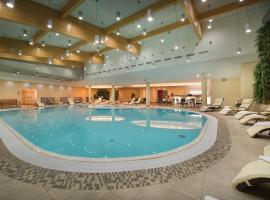 Wellness Hotel Diamant, hotel in Hluboká nad Vltavou