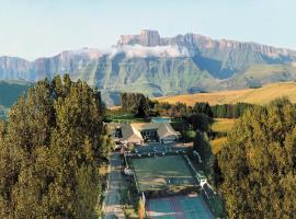 The Nest Drakensberg Mountain Resort Hotel, hotel in Champagne Valley