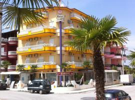 Hotel Europe Inn, hotel in Paralia Katerinis