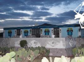 Hotel Casa de la Luna, viešbutis mieste San Chuan Teotihuakanas