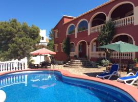 PinkFlamingo, guest house in Denia