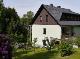 Rosental, Hotel in der Nähe von: Erzgebirgsbad Thalheim, Stollberg/Erzgeb.