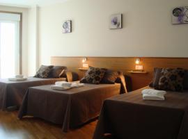 Pensión A Solaina, hotel near Santiago de Compostela Airport - SCQ,