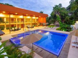 Hotel Ixzi Plus, hotel in Ixtapa