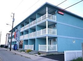 Spindrift Motel, hotel in Ocean City