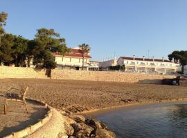 Ornis Apartments, hotel a Sant Carles de la Ràpita