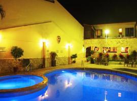 Adventure Inn, hotel en San José