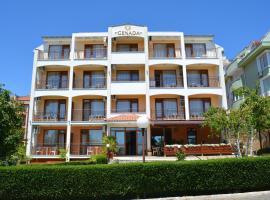 Hotel Genada, отель в Свети-Власе