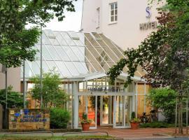 Hotel am Schlosspark, Hotel in Gotha