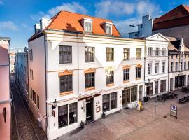 Stadthotel Stern, hotel in Wismar
