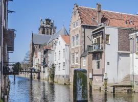 Blom aan de Gracht, hotel in Dordrecht