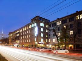 Гостиница Останкино, отель в Москве