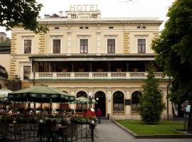 Wien Hotel, hotel near Lonsky Prison Museum, Lviv