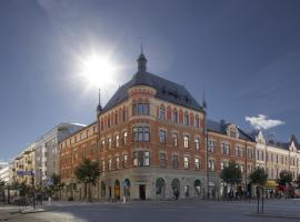 Hotell Hjalmar, hotel in Örebro