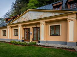 Apartmány Weissov Dom, hotel v Banskej Štiavnici