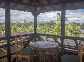 Waira Selva Hotel, hotel en Puerto Nariño