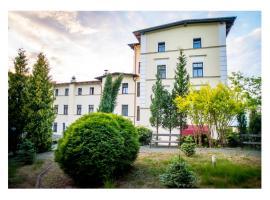 Hotel Fenix, accessible hotel in Jelenia Góra