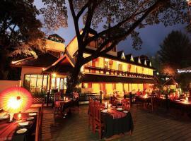 Hotel Amazing Nyaung Shwe, hotel in Nyaungshwe Township