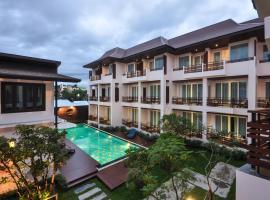 Le Patta Hotel Chiang Rai, hotel in Chiang Rai