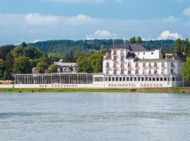 Ringhotel Rheinhotel Dreesen, отель в Бонне