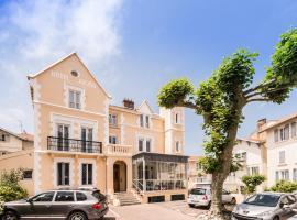 Hotel Anjou, hôtel à Biarritz près de: Villa Belza