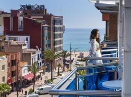 Apartaments Blau, apartamento en Lloret de Mar